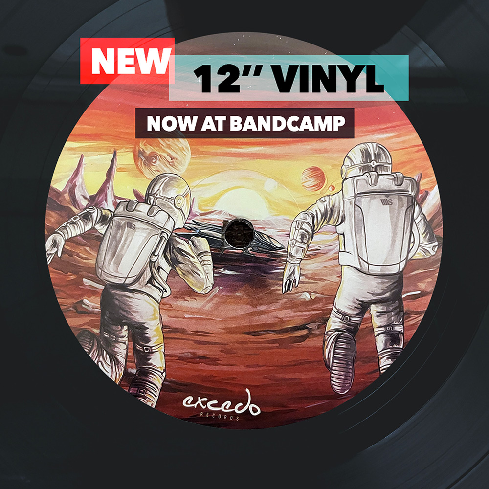 New 12inc vinyl out now on Gamm Records