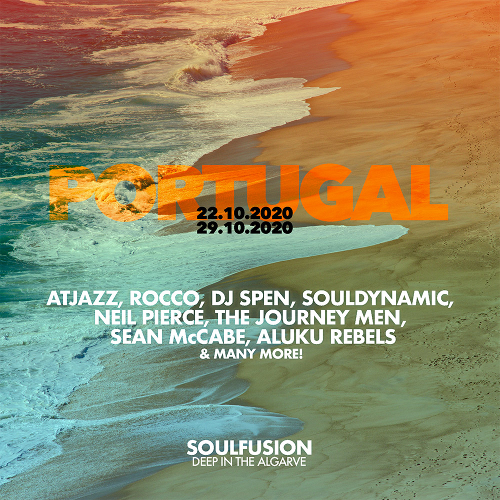 Soulfusion Deep in the Algarve