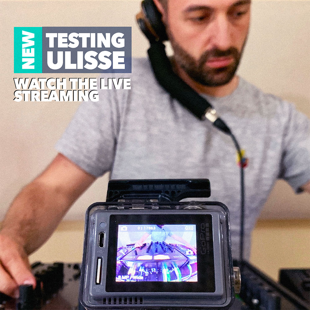Live for Nea testing Ulisse