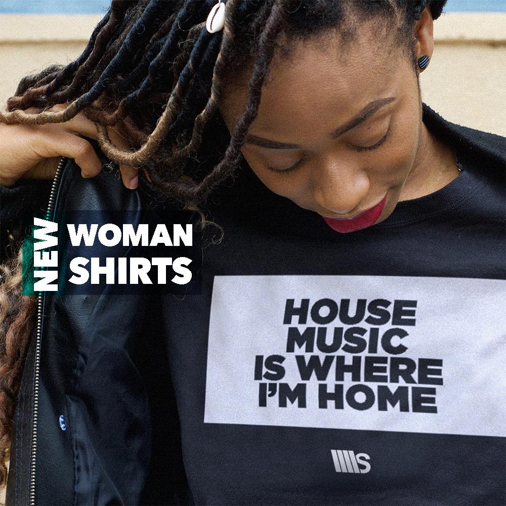 New woman T-shirts