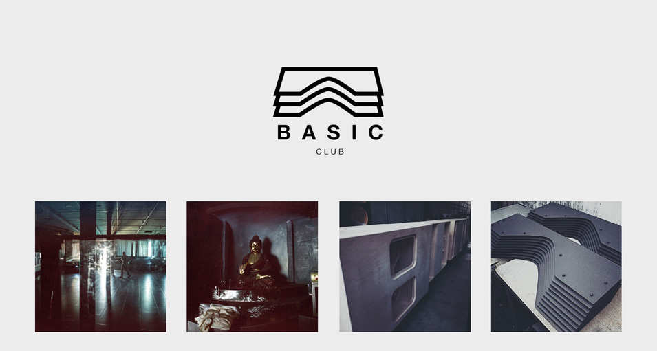 Basic Club Naples, we're glad to be part of this new project (Souldynamic)