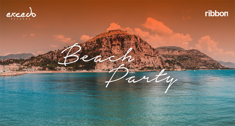 Excedo Records beach party with Souldynamic & Gigi Galli