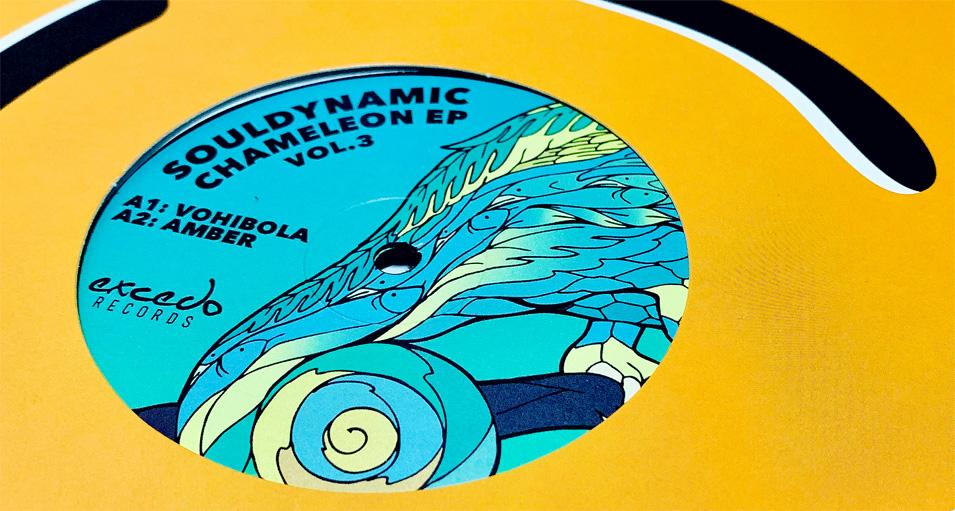 Souldynamic - Chameleon Ep Vol.3 Excedo Records