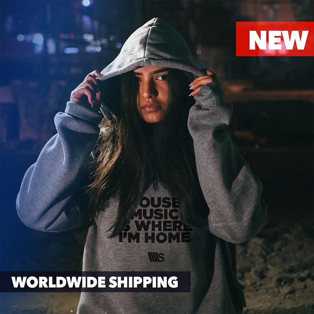 New Merchandise, Shipping Worldwide!