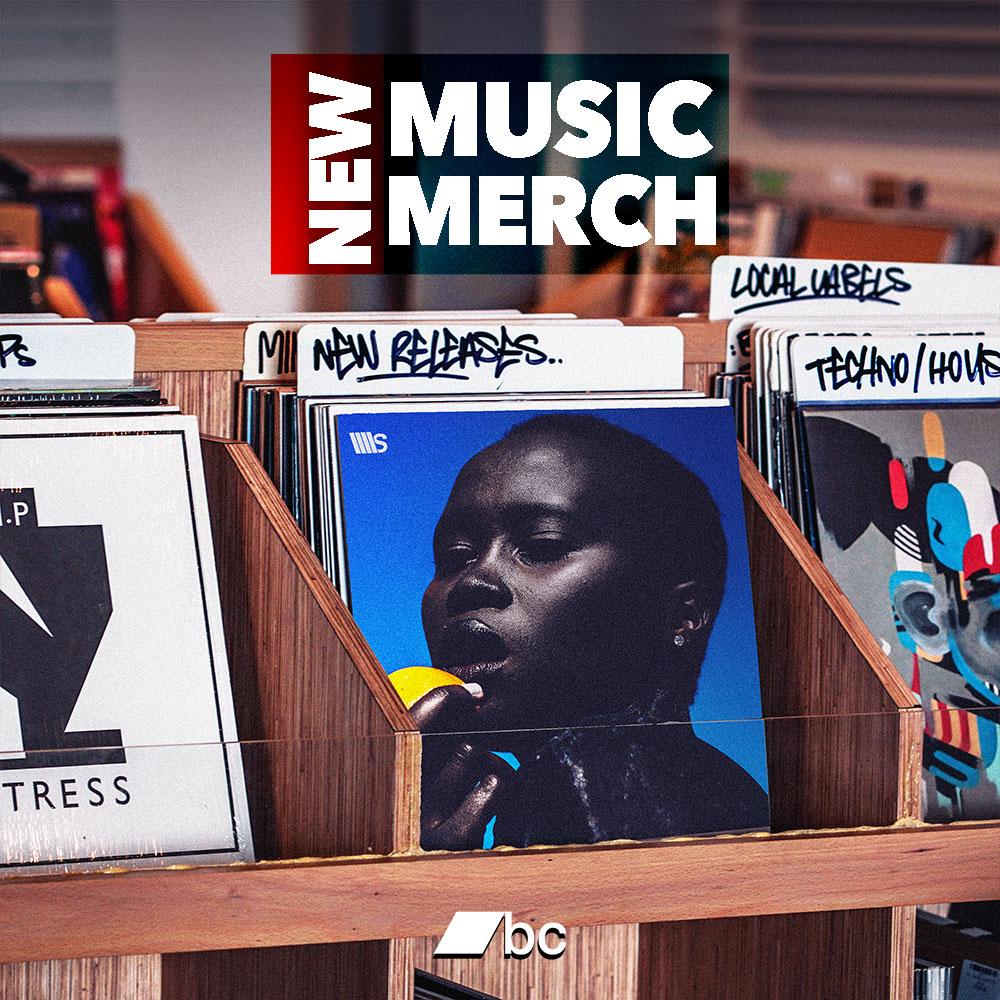 Souldynamic New Music, New Merchandise